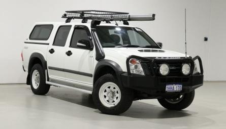 2011 Isuzu D-MAX LS-U Utility Dual Cab