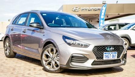 2020  Hyundai i30 N Line Premium Hatchback