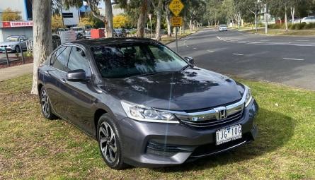 2016 Honda Accord VTi Sedan