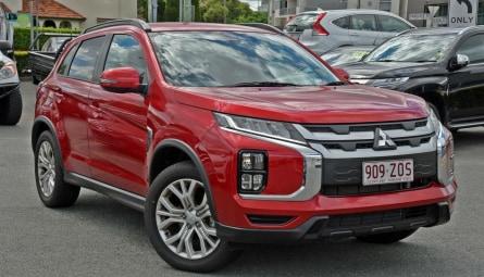 2019  Mitsubishi ASX Ls Wagon