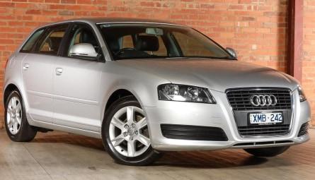 2009  Audi A3 Attraction Hatchback