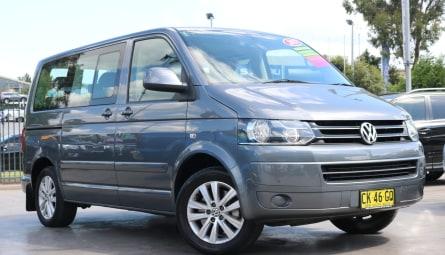 2013 Volkswagen Multivan TDI400 Comfortline Wagon