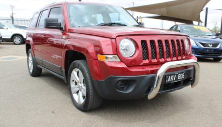 2012  Jeep Patriot Sport Wagon