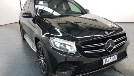 2019  Mercedes-Benz GLC-Class Glc250 Wagon