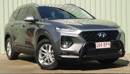 2019  Hyundai Santa Fe Active Wagon