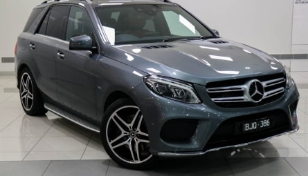 2017  Mercedes-Benz GLE-Class Gle500 E Wagon