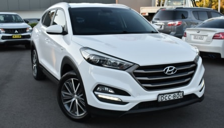 2015  Hyundai Tucson Active X Wagon