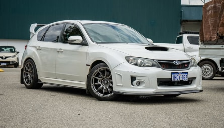 2010 Subaru Impreza WRX STI Spec R Hatchback