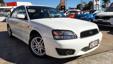 2003  Subaru Liberty Rx Sedan