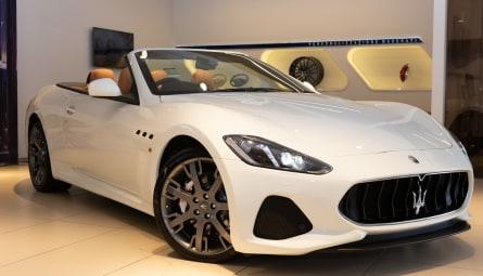2019  Maserati GranCabrio Mc Cabriolet