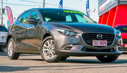 2016  Mazda 3 Touring Hatchback