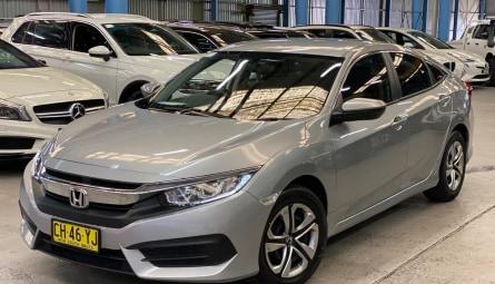 2016  Honda Civic Vti Sedan
