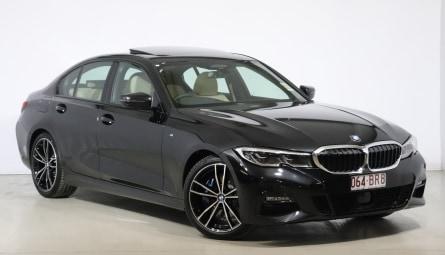 2020  BMW 3 Series 330i M Sport Sedan