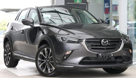 2021  Mazda CX-3 Akari Wagon