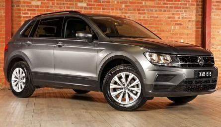 2016 Volkswagen Tiguan 118TSI Wagon
