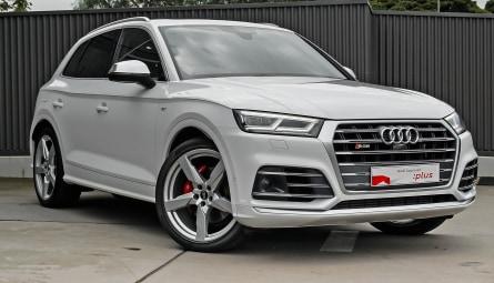 2017 Audi SQ5Wagon