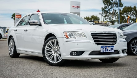 2015  Chrysler 300 C Sedan
