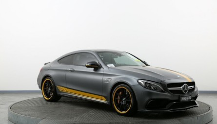 2016 Mercedes-AMG C63 S C63 AMG S Coupe