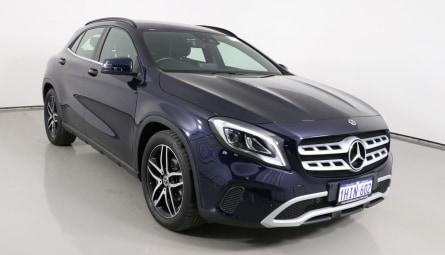 2017  Mercedes-Benz GLA180 Gla180 Wagon