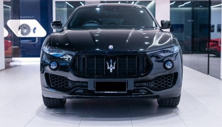 2017  Maserati LevanteWagon