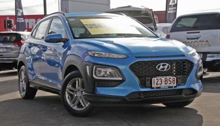 2017  Hyundai Kona Active Wagon