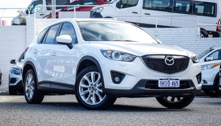 2013  Mazda CX-5 Grand Touring Wagon