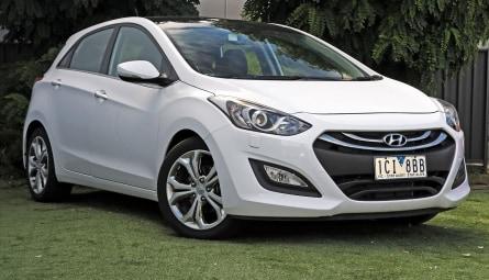 2014  Hyundai i30 Premium Hatchback
