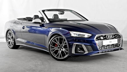 2021  Audi S5Cabriolet