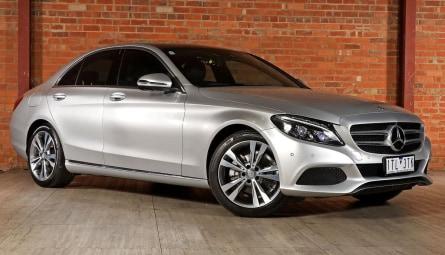 2016 Mercedes-Benz C-Class C200 Sedan