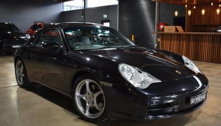 2001  Porsche 911 Carrera Cabriolet Convertible