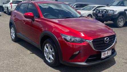 2019 Mazda CX-3 Maxx Sport Wagon