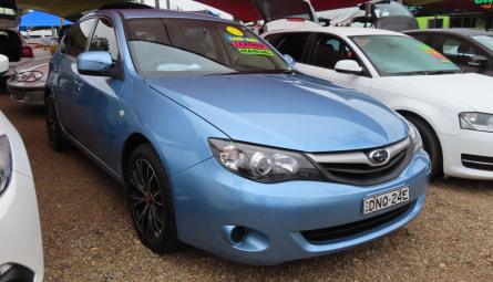 2011  Subaru Impreza Rs Hatchback