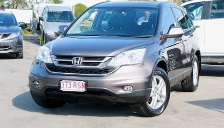 2011 Honda CR-V Luxury Wagon