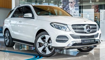 2015 Mercedes-Benz GLE-Class GLE250 d Wagon