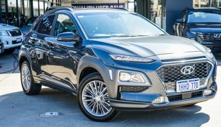2020 Hyundai Kona Elite Wagon