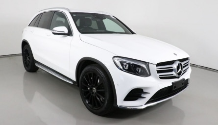 2018  Mercedes-Benz GLC220D Glc220 D Wagon