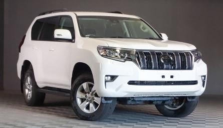 2019 Toyota Landcruiser Prado GXL Wagon