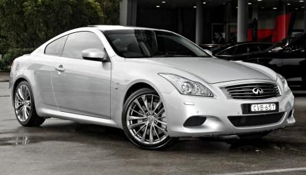 2014  INFINITI Q60 S Premium Coupe