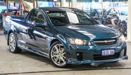 2010  Holden Ute Ss Utility Extended Cab