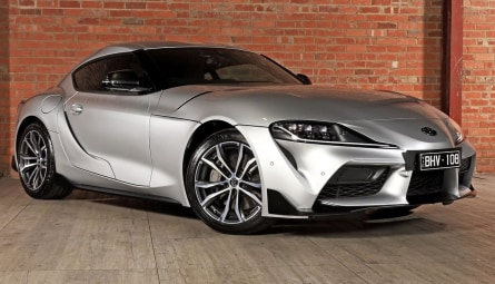 2019  Toyota Supra Gr Gt Coupe