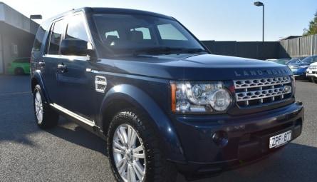 2013  Land Rover Discovery 4 Sdv6 Se Wagon