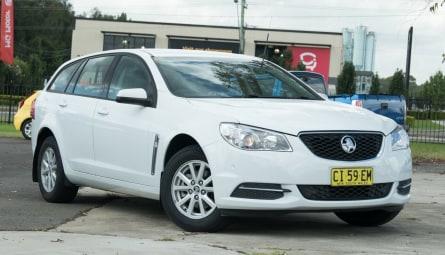 2016  Holden Commodore Evoke Sportwagon