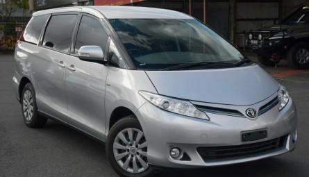 2015  Toyota Tarago Gli Wagon