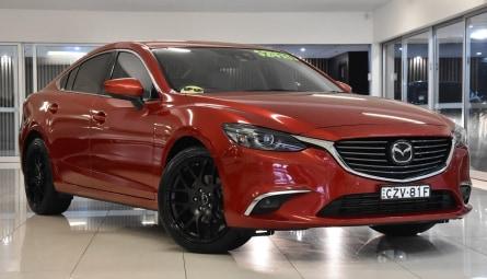 2015  Mazda 6 Atenza Sedan