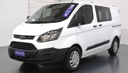 2018 FORD TRANSIT CUSTOM 290S Van
