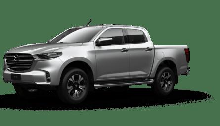 2020 Mazda BT-50 XTR Utility Dual Cab