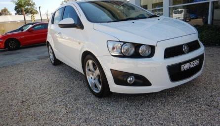 2012 Holden Barina CDX Hatchback