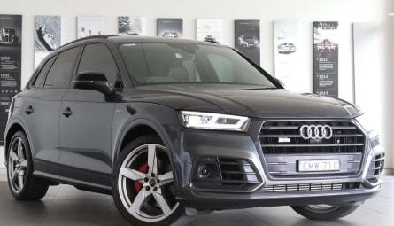 2018 Audi SQ5Wagon
