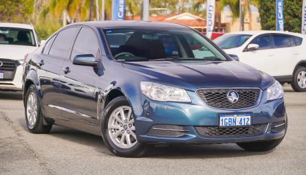 2013  Holden Commodore Evoke Sedan