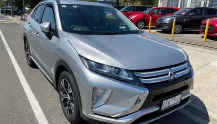 2019 Mitsubishi Eclipse Cross LS Wagon